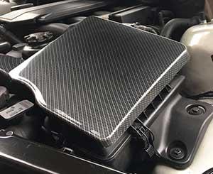 BMW 3 Series Engine Bay