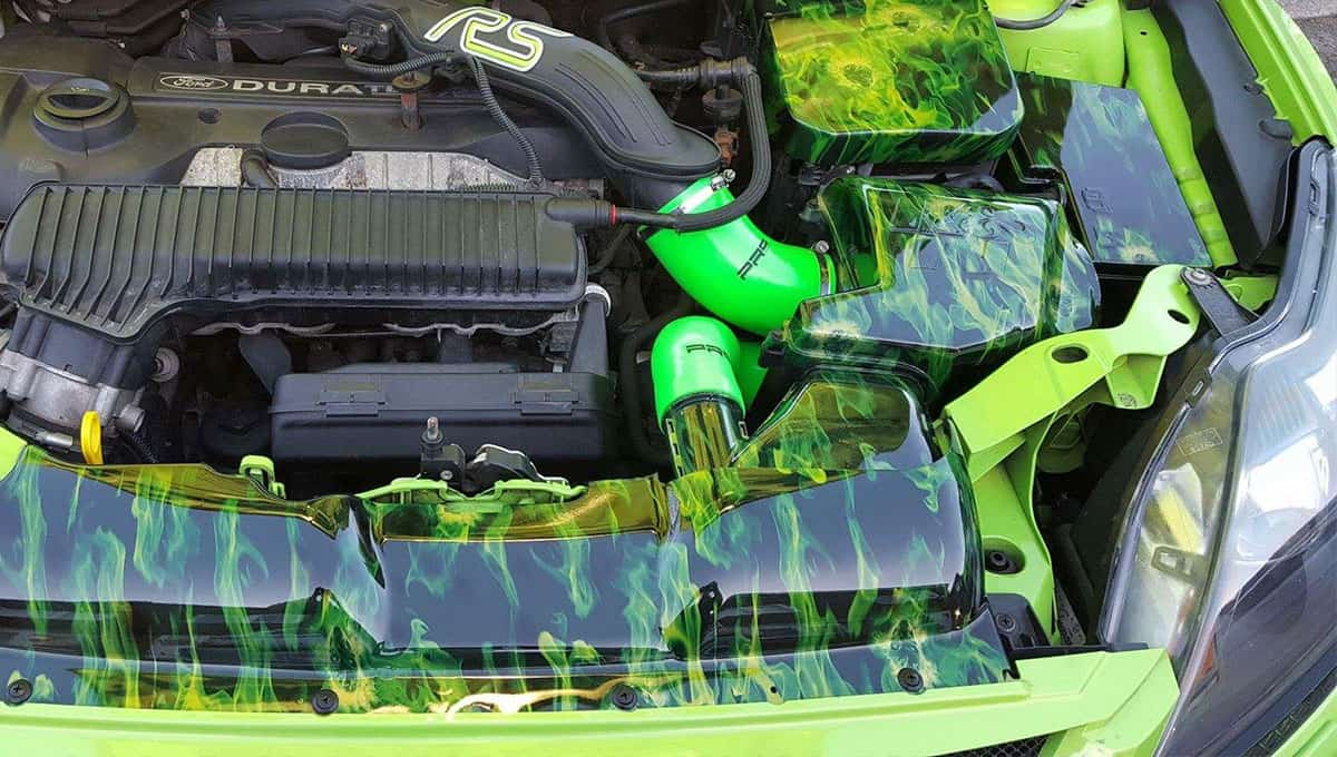 Hydro Dipping UK - Carbon Dipping and Hydrographics Specialist