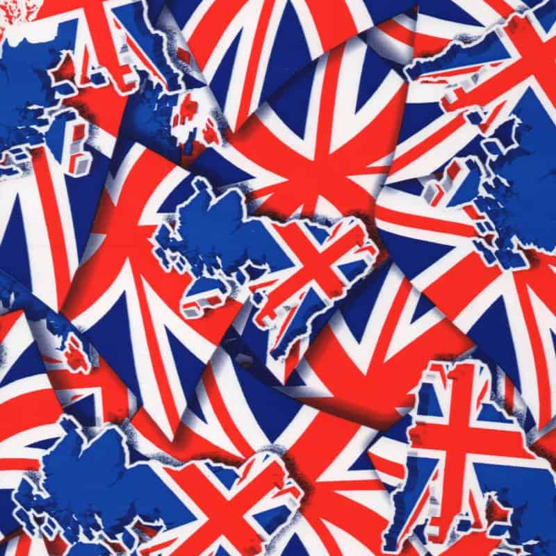 British Isles Hydro Dipping Pattern