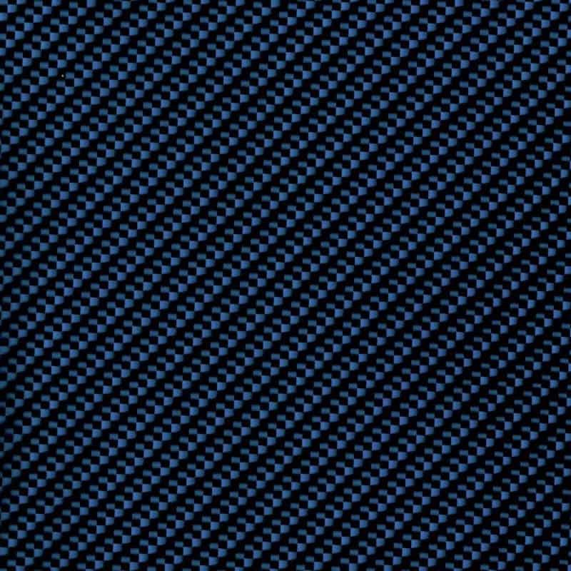 Candy Blue Carbon