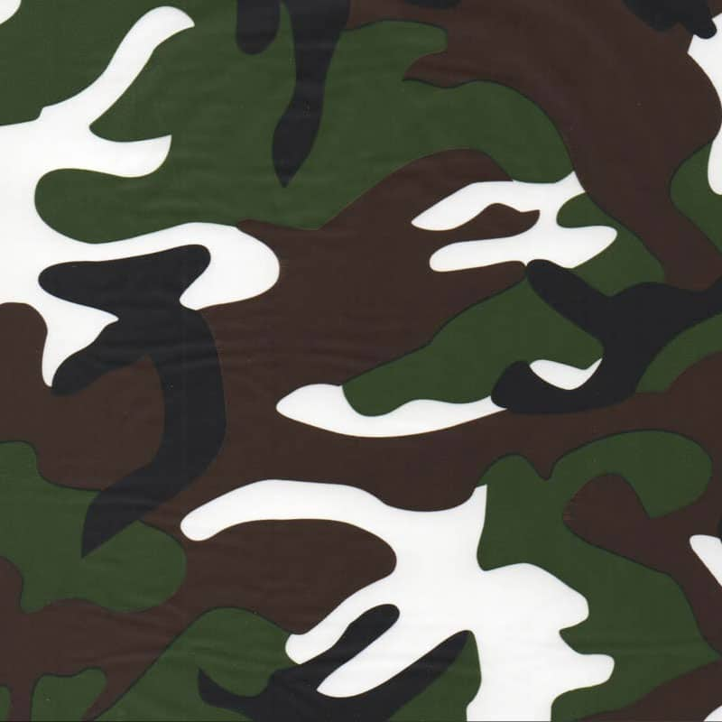 Classic Camo Hydro Dipping Pattern