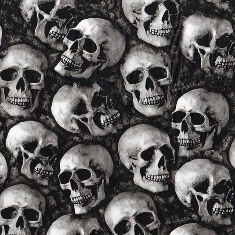 Dead Heads Hydro Dipping Pattern