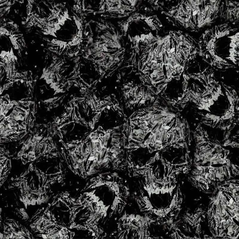 Ice Skulls Hydro Dipping Pattern