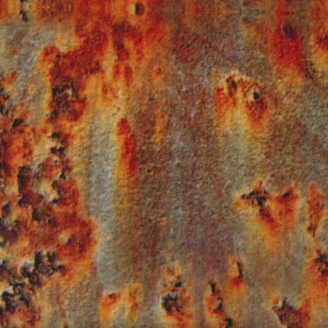 Rusty Metal Hydro Dipping Pattern