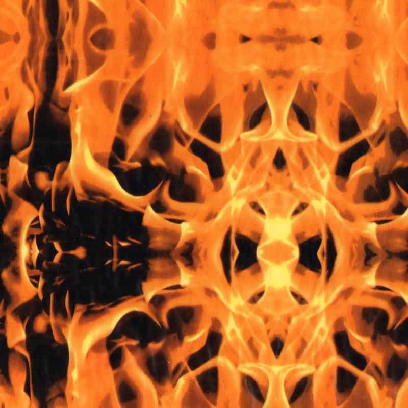 Ablaze Hydro Dipping Pattern