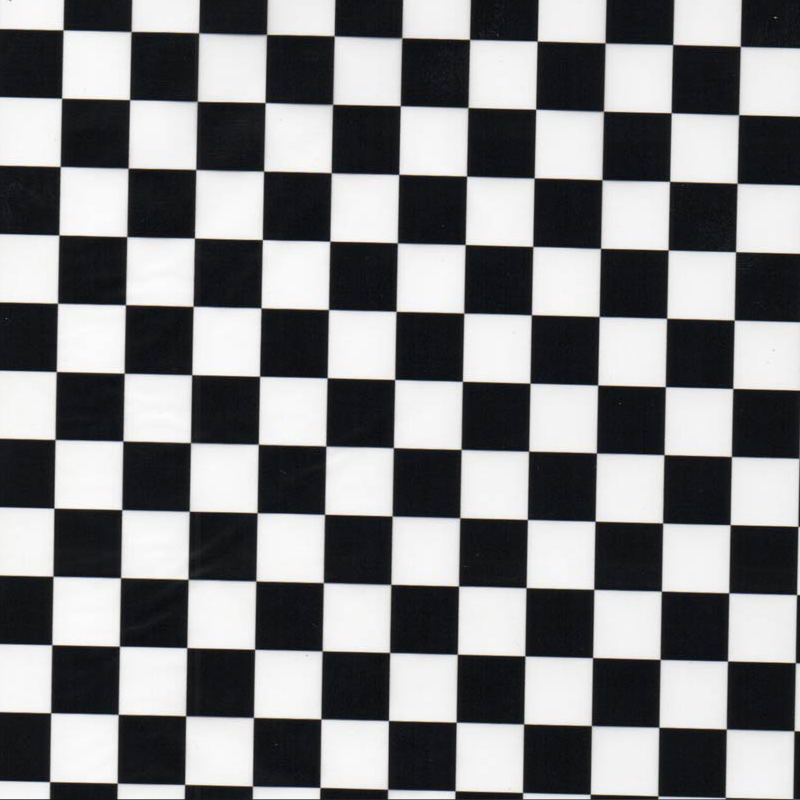 Checkered Flag Hydro Dipping Pattern