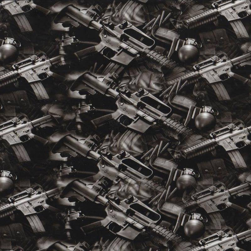 Guns n Grenades Dipping Pattern