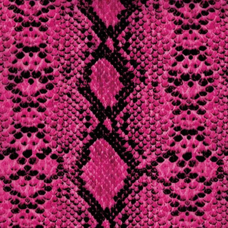 Pink Snake Skin Hydro Dipping Pattern