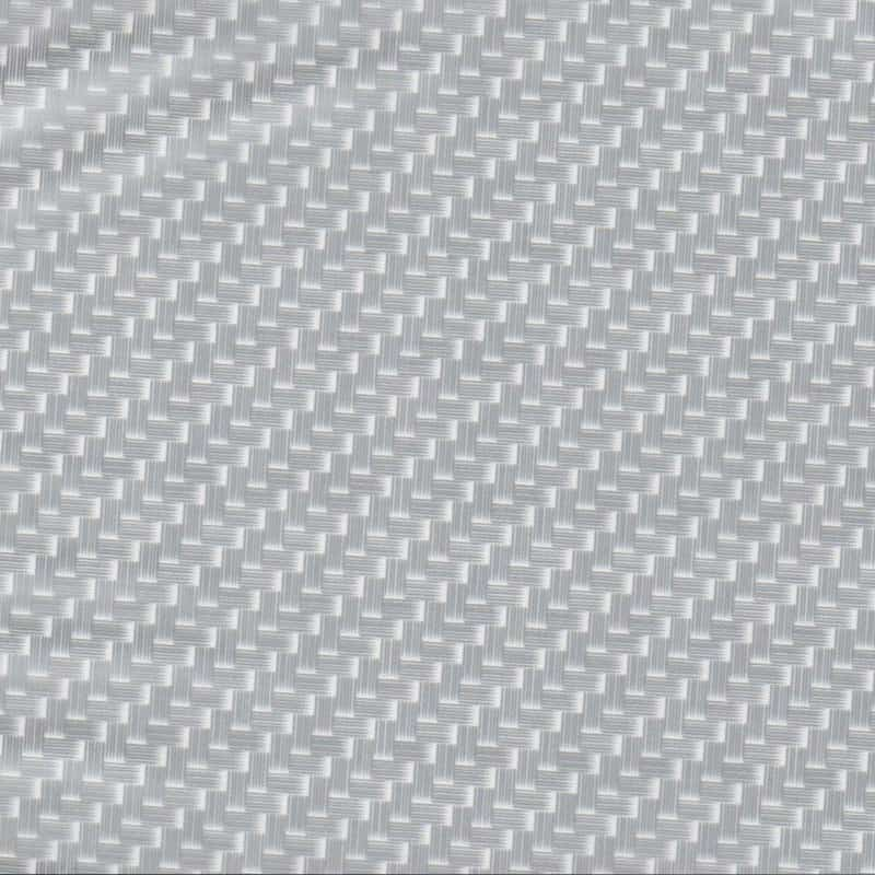 Silver Carbon Weave