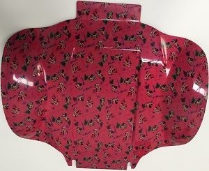 Minnie Mouse PowerChair Panels