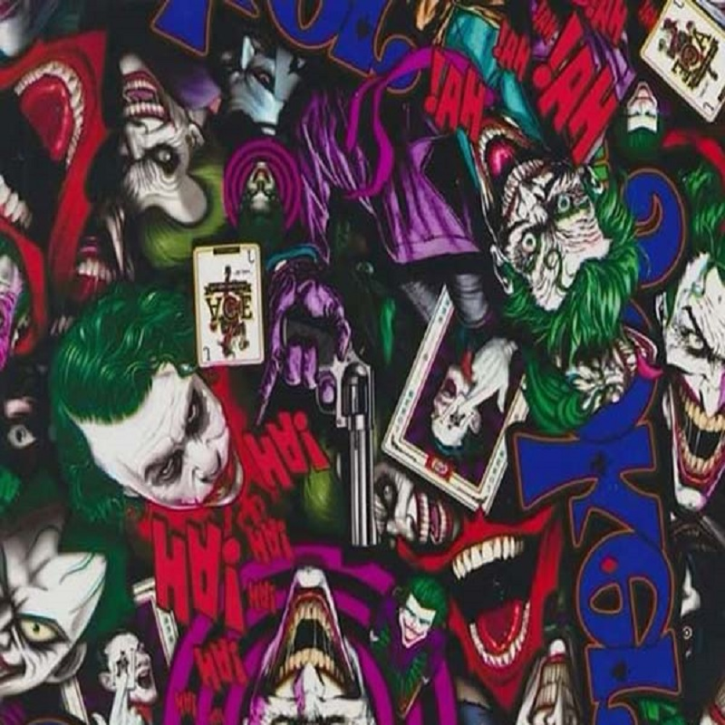Colour Joker Hydro Dipping Pattern