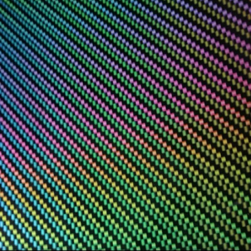 Rainbow Carbon