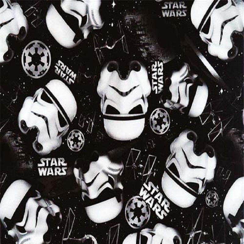 Storm Troopers Hydro Dipping Pattern