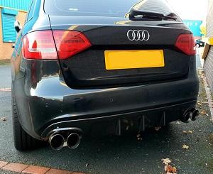 Audi S4 Avant Bodykit
