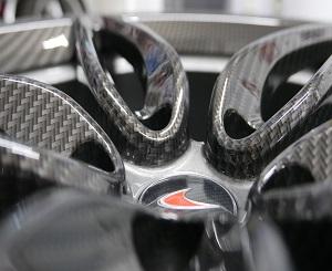 McLaren 570s Wheels